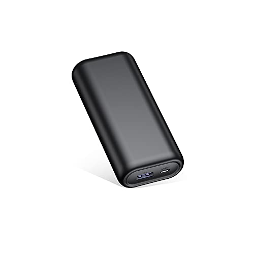 Power Bank 10000mAh, Ultra-Compact High-Speed Charging Portable Charger, Smallest and Lightest External Battery Pack Compatible with iPhone 12 11 X Samsung S10 Google LG iPad and More