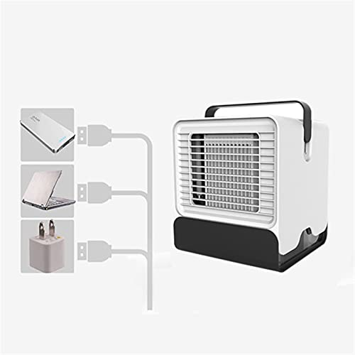 DAIJIOBU Powerful Cooling Fan Portable Air Conditioner Cool Cooling for Bedroom Artic Cooler Fan