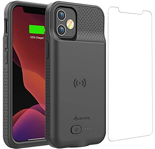 Alpatronix Battery Case For iPhone 12