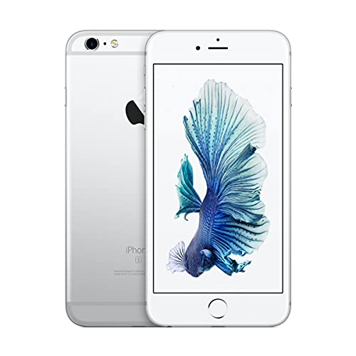 Apple iPhone 6S Silver 16GB Unlocked for AT&T T-Mobile GSM