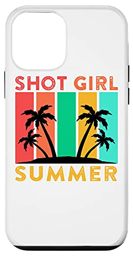 iPhone 12 mini Shot Girl Summer Funny Shot Pun Summer 2021 Vax Meme Case