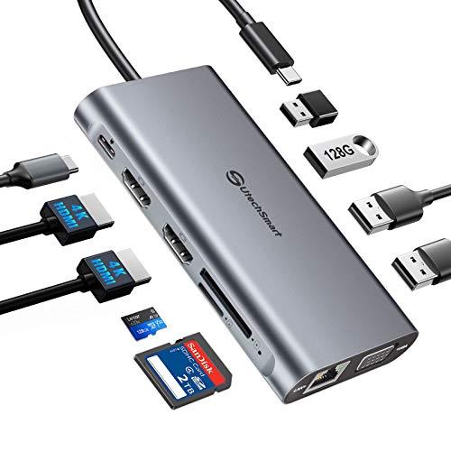 UtechSmart USB-C Docking Station