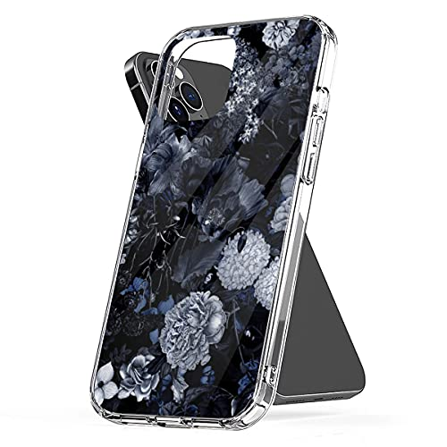 Phone Case Exotic Funny Garden Cover Night Shockproof VII Aesthetic Compatible with iPhone 13 12 11 X Xs Xr 8 7 6 6s Plus Mini Pro Max Samsung Galaxy Note S9 S10 S20 Ultra Plus
