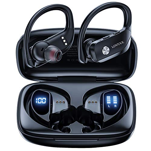 VEATOOL Wireless Earbuds Bluetooth Headphones