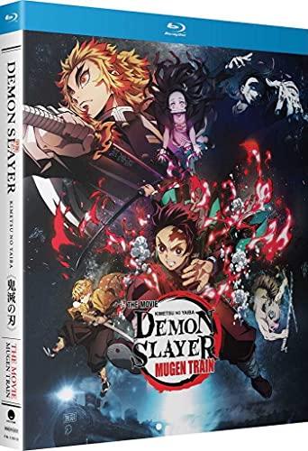 Demon Slayer (Kimetsu no Yaiba): The Movie - Mugen Train [Blu-ray]